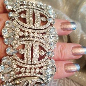 💎Outstanding Rhinestone Stretch Bracelet, Large
